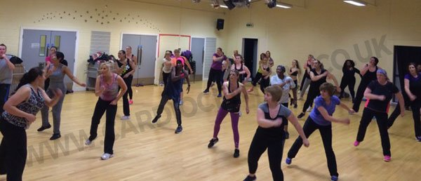 Zumba at Oldbury Academy