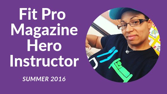 Mel – Fit Pro Magazine Hero Instructor 2016