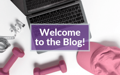 Welcome to the Blog!