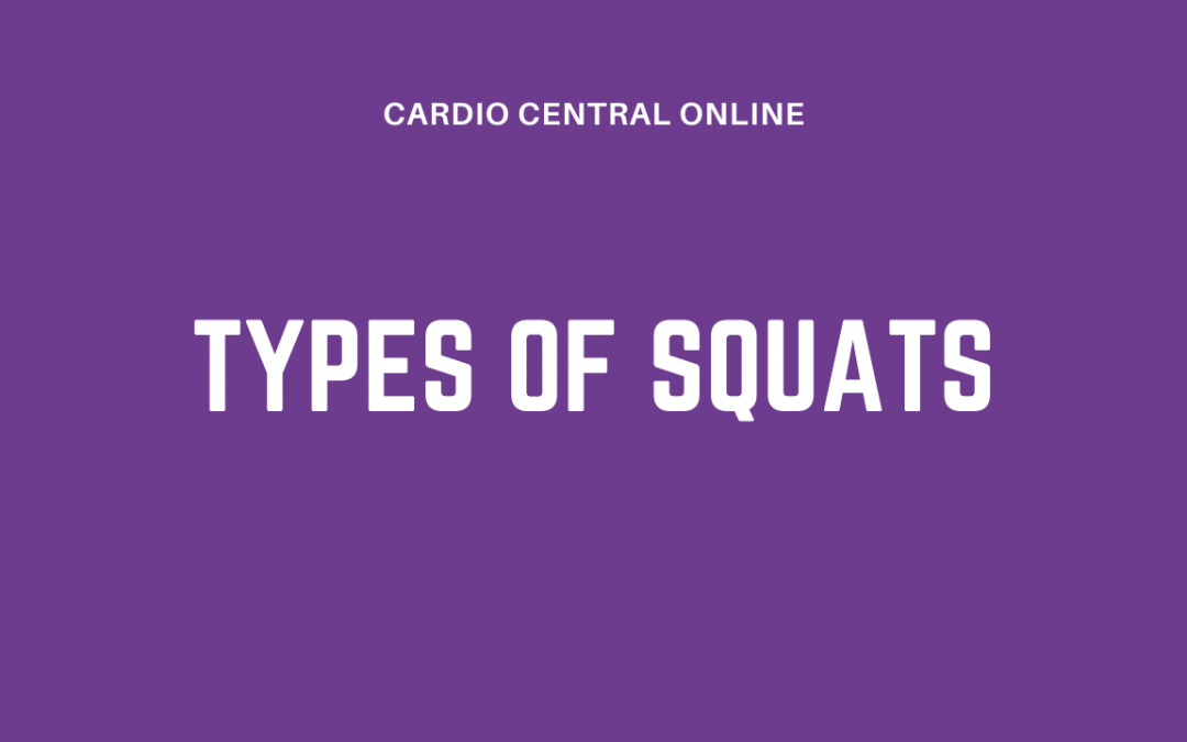 Types of Squats